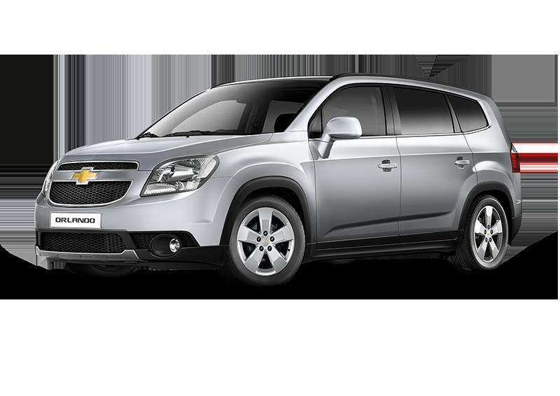 Chevrolet Orlando automatic